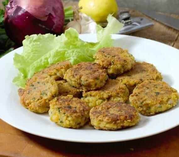 Receta casera de Falafel