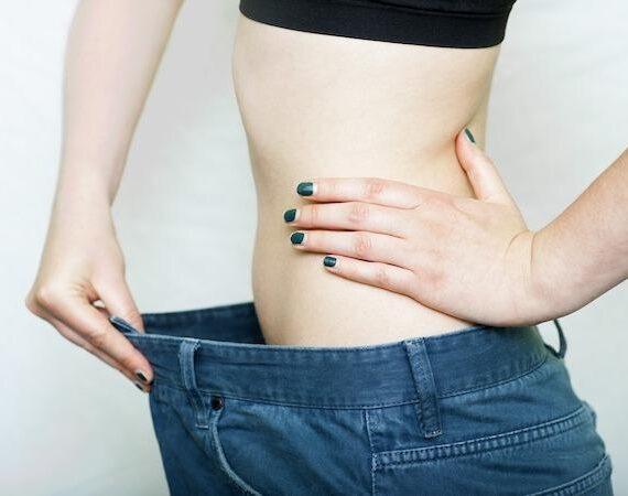 3 pasos simples para reducir el nivel de grasa corporal.