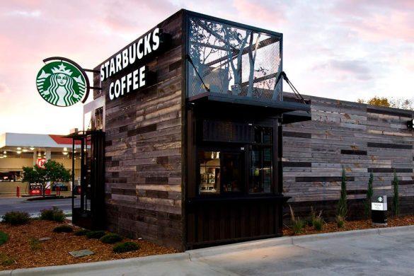 Las nuevas cafeterías de Starbucks