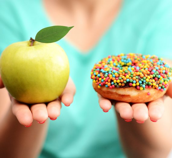 Nutrición: consejos para mejorar su salud
