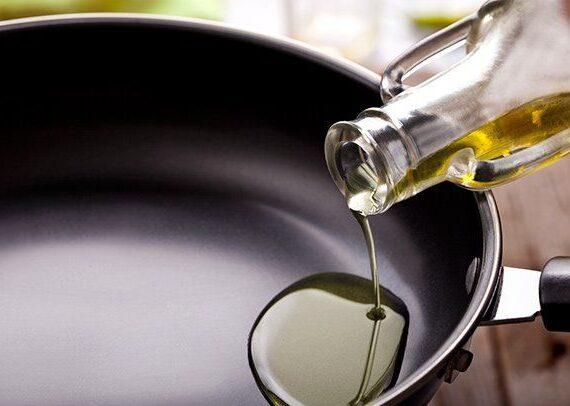 Cocinar con aceite de oliva