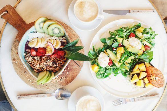Recetas de desayuno saludable y rápido