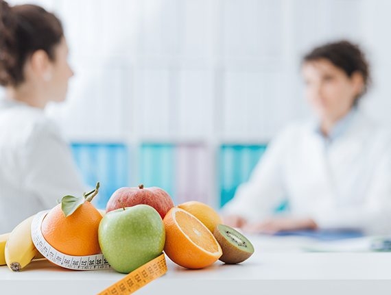 Beneficios de consultar a un dietista profesional