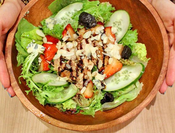 Los mejores ingredientes de ensalada para bajar de peso