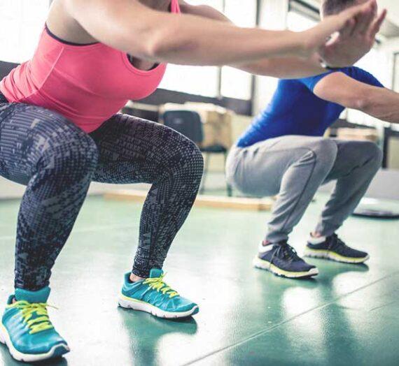 ¿Cuánto y qué tipo de ejercicio necesitas?