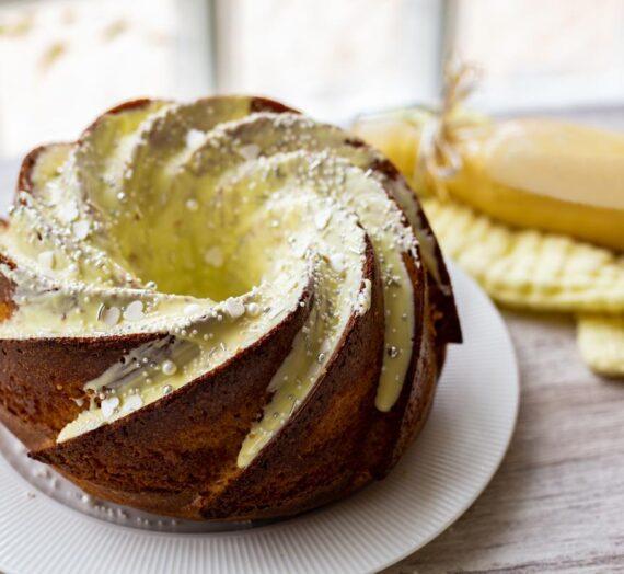 Pan con rompope: Fácil de preparar